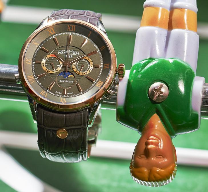 Фото №5 - Спортозаменитель: 5 спортивных часов в классическом стиле