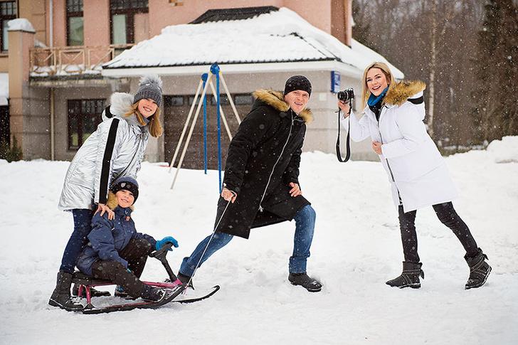 Фото №3 - Анастасия Трегубова: «Детям приятно видеть маму счастливой»