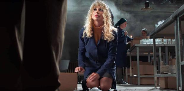 Фото №1 - Светлана Лобода снялась в новом клипе Lindemann