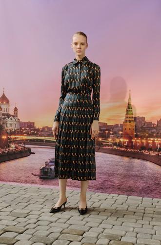 Фото №2 - Мода как искусство: принты каких художников можно найти в коллекции Aizel x Team Putin