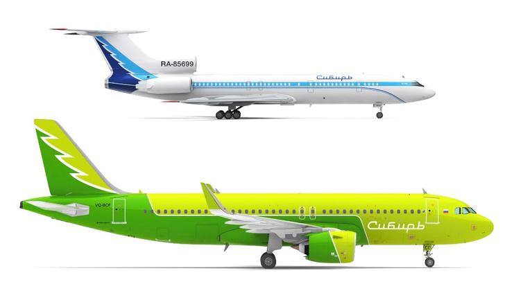 Фото №1 - S7 Airlines возвращает свое имя для сохранения сибирских лесов