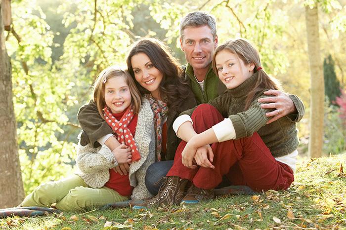 Фото №1 - Какой формат семейного отдыха вам подходит