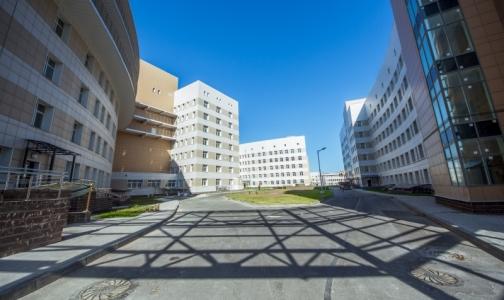Фото №1 - В новую Боткинскую больницу госпитализировали первую сотню пациентов