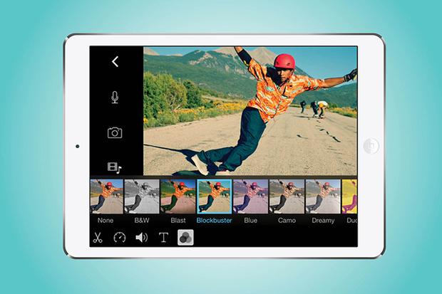 iMovie приложение