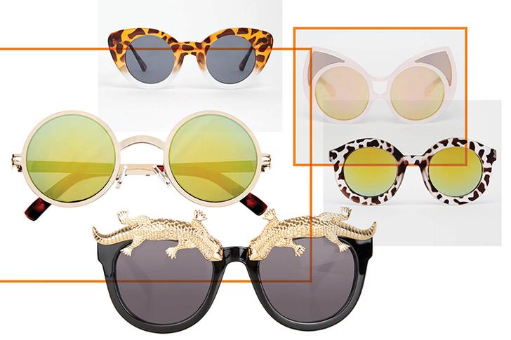 Фото №4 - Топ-30: Солнцезащитные очки