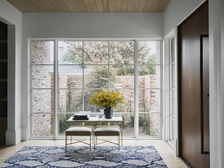 Фото №9 - Современный дом в синих тонах в Далласе