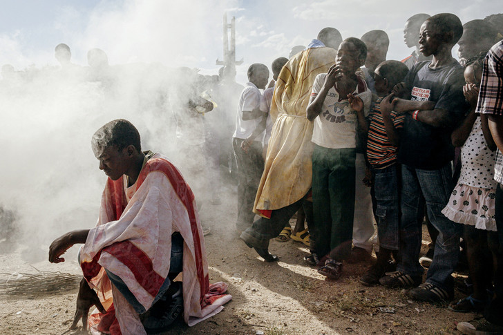Фото №11 - И в Африке Пасха: мистерия «Крестный путь» в Мозамбике