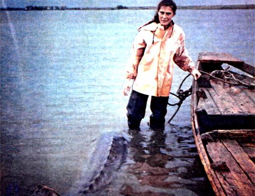Фото №1 - Астраханская Волга