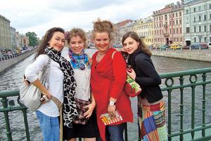 Фото №6 - «Институт благородных девиц»: 10 лет спустя
