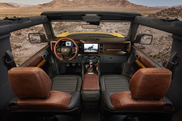 Фото №4 - Ford представил совершенно новый внедорожник