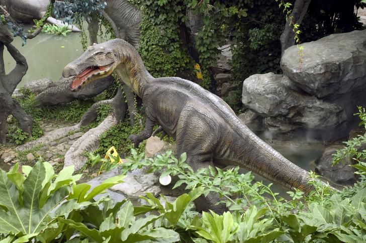Фото №1 - Названа новая возможная причина вымирания динозавров