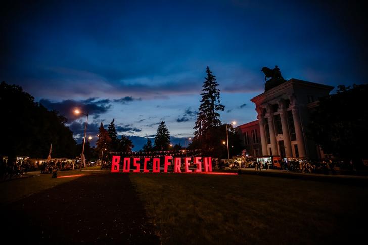 Фото №4 - Гид по фестивалю Bosco Fresh Fest