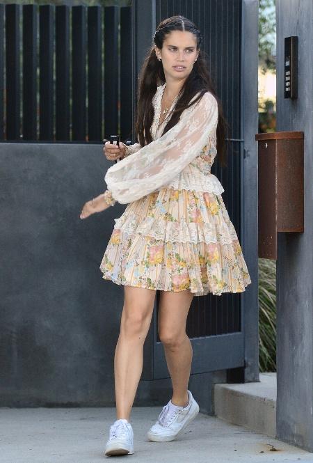 Сара Сампайо в Лос-Анджелесе