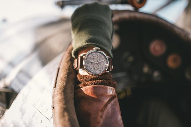 Фото №1 - Zenith представил лимитированную коллекцию часов