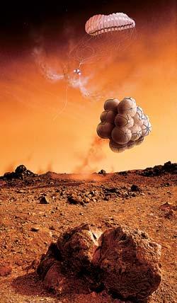 Фото №2 - Поиск на планете Аэлиты