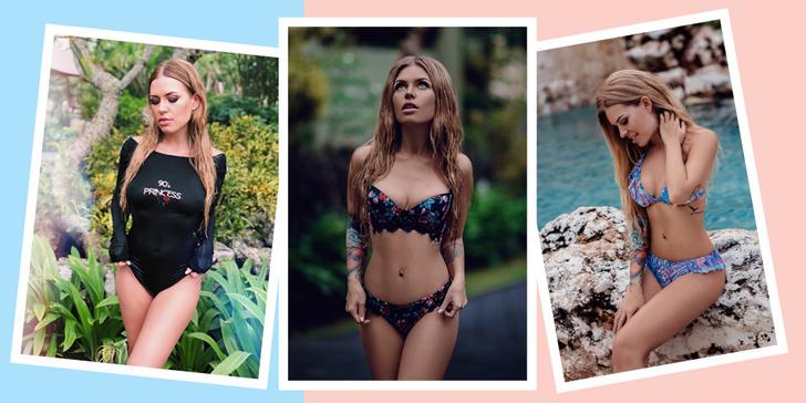 Фото №1 - Рита Дакота стала амбассадором бренда Tezenis в России