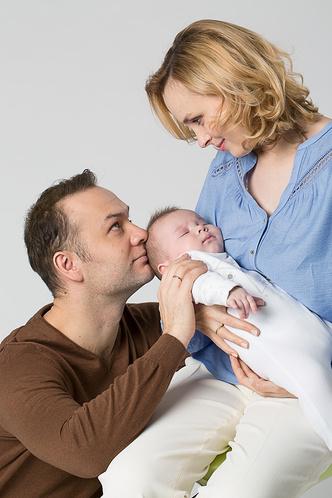 Фото №3 - Наталия Быстрова и Дмитрий Ермак: «Нельзя жить только интересами ребенка»