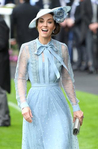 Фото №6 - Лучшие образы на открытии Royal Ascot 2019 (и несколько безумных шляп)