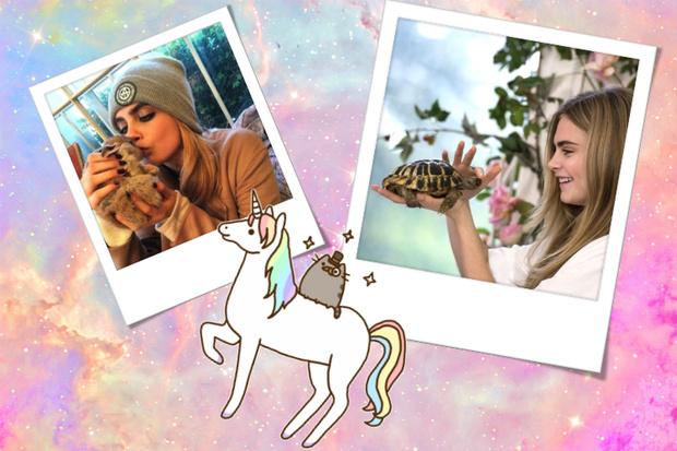 Фото №10 - 10 причин любить Кару Делевинь