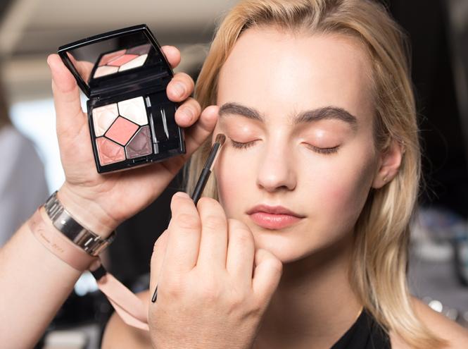 Фото №4 - Как повторить макияж с показа Dior Cruise 2018