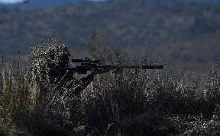 Фото №2 - Сидячая работа: 5 главных мифов о снайперах