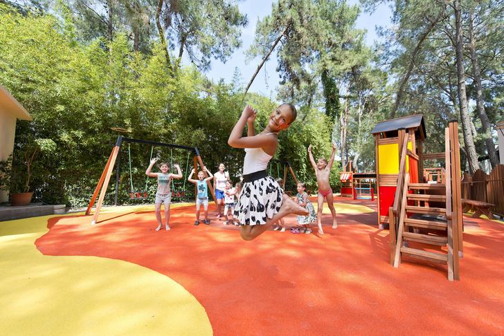 Фото №3 - Где отдохнуть с детьми за границей: 3 турецких курорта с авторскими мини-клубами