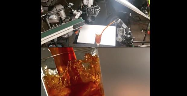 Фото №1 - Как снимают рекламу при помощи роборук (видео)
