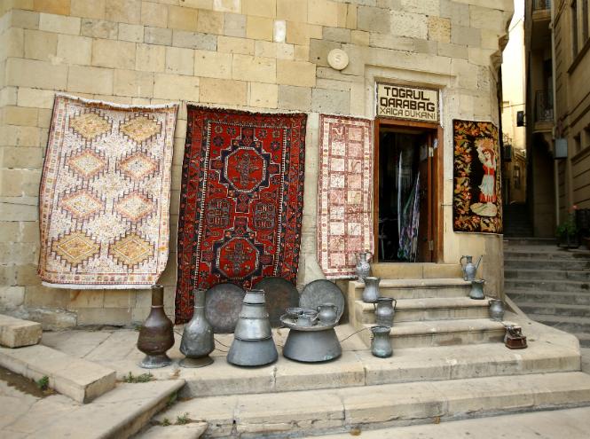Фото №2 - Уик-энд в Баку: успеть всё (или почти всё)