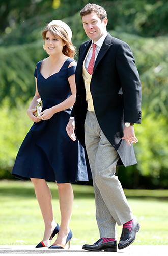 Фото №6 - Принцесса Евгения и Джек Бруксбэнк: 10 вдохновляющих фактов о королевской паре