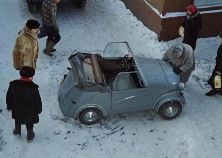 Фото №2 - Непростая судьба советской «инвалидки»