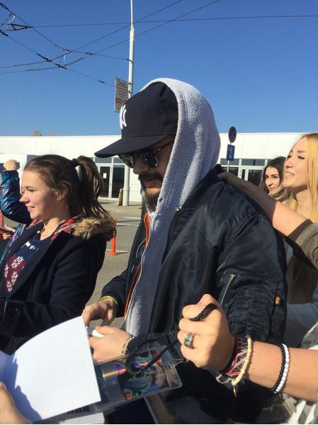 Фото №8 - Tokio Hotel из Краснодара уехали с подушками