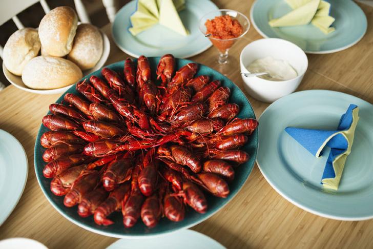 Фото №2 - Традиции: фестиваль раков в Швеции