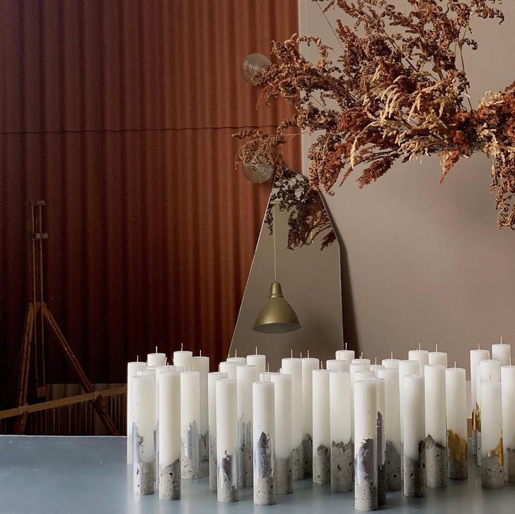Фото №2 - Новые имена: свечная мастерская Izi Candles