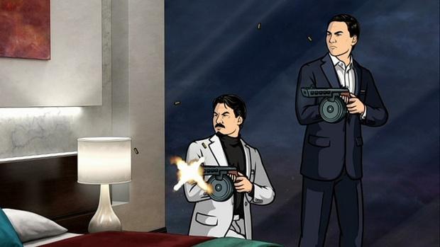 Фото №8 - «Убей меня понарошку!»— советский автомат ППШ в мультфильмах