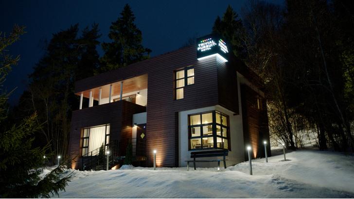 Фото №1 - Бесплатный отдых с семейной игрой Trivial Pursuit: в Подмосковье открылся отель, который принимает к оплате знания