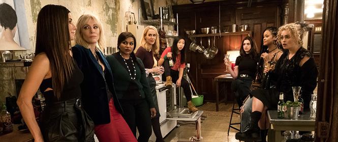 Фото №14 - Почему «8 подруг Оушена» — самый стильный фильм года