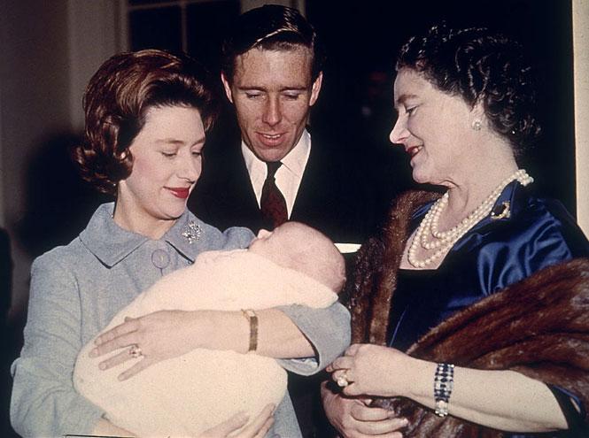 Фото №4 - Дети «принцессы-бунтарки»: как сложились судьбы сына и дочери Маргарет