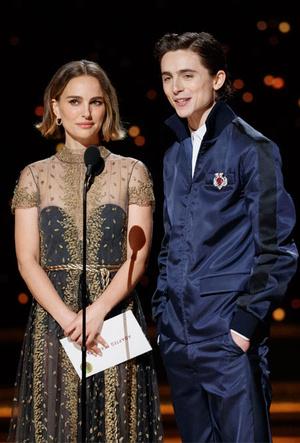 Фото №7 - Протест на «Оскаре»: почему все обсуждают образ Натали Портман