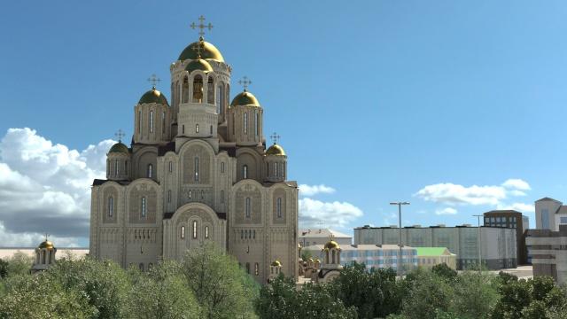 Фото №1 - Екатеринбургская епархия протестует против появления автономеров с тремя шестерками