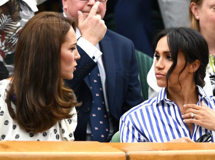 Фото №1 - Почему Меган Маркл не было на праздновании дня рождения герцогини Кейт