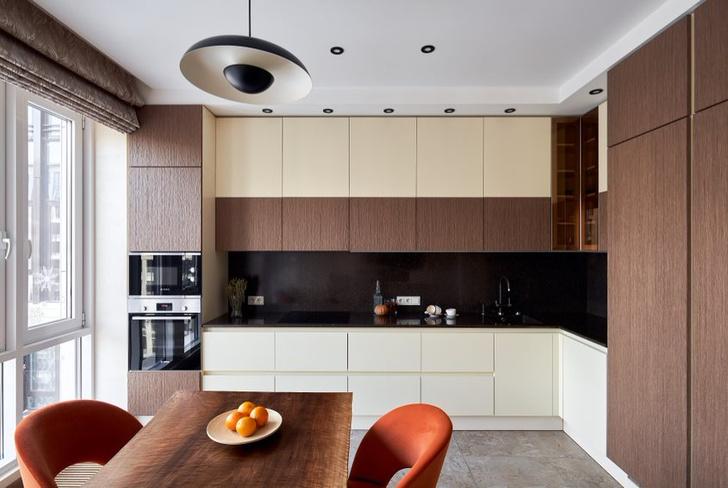 Фото №1 - Сердце дома: 8 самых ярких современных идей для оформления вашей кухни