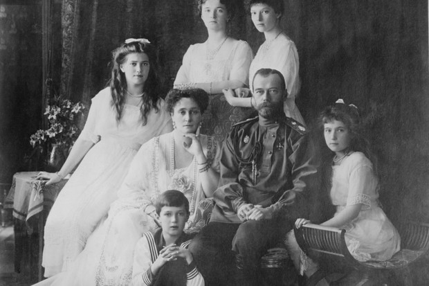 Николай 2, Николай II, Романовы