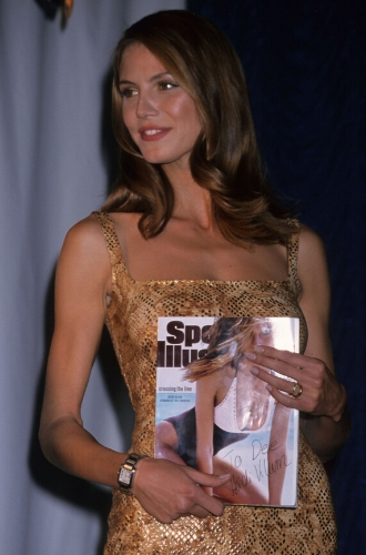 Фото №10 - Назад в прошлое: как выглядели супермодели в начале карьеры