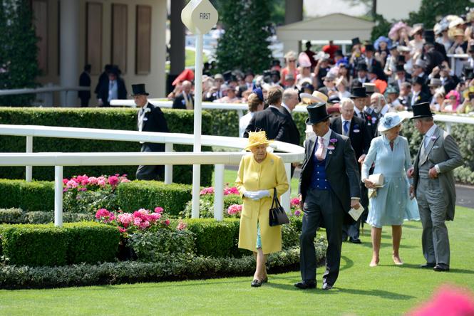 Фото №2 - Короли и шуты: гости Royal Ascot 2017, день 2