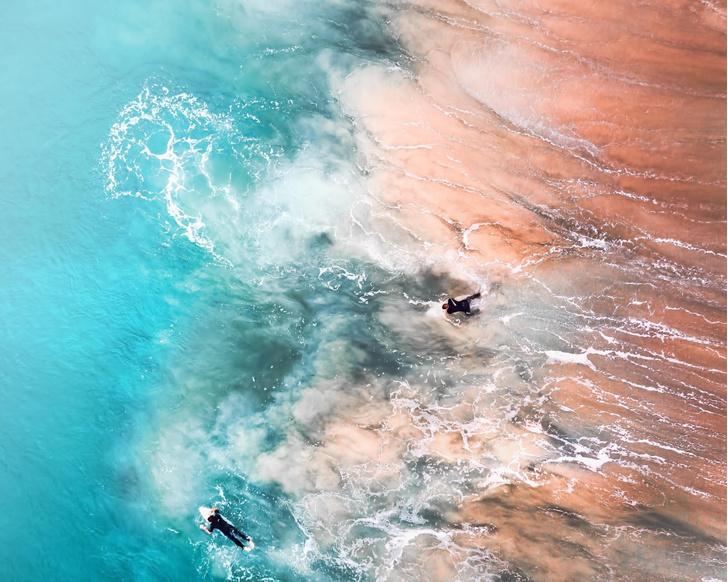 Фото №1 - Акварельный океан