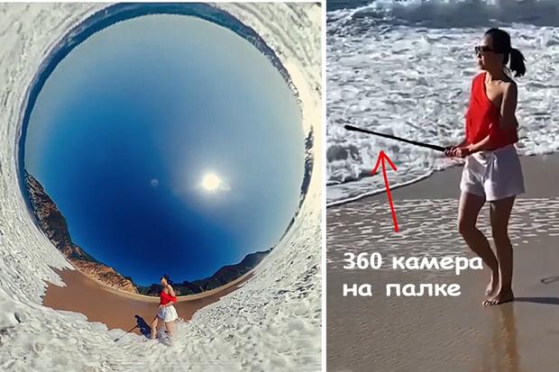 Фото №1 - 8 видеолайфхаков, как снять крутые спецэффекты за 3 копейки