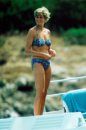 Фото №22 - Принцесса пляжа: бикини-стиль Дианы