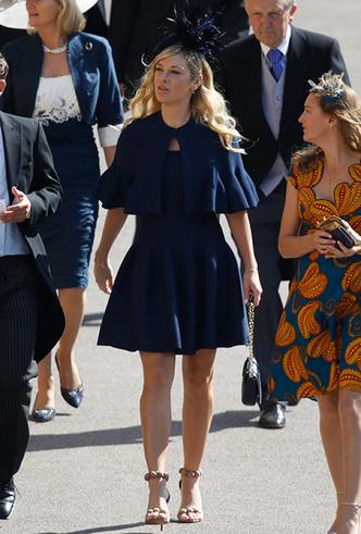 Фото №37 - 20 самых стильных гостей на свадьбе Меган Маркл и принца Гарри