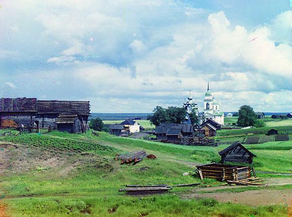 Фото №4 - Последнее богоявление на русском Севере
