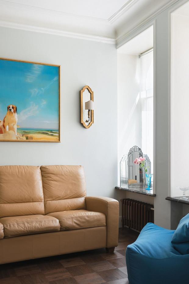 Фото №1 - Куда поставить диван: 7 вдохновляющих идей
